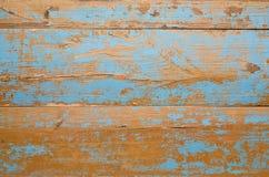 Vieux panneaux peints Photographie stock