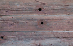 Vieux panneaux sales du fond en bois Image libre de droits