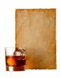 Vieux Paper-18 Image libre de droits