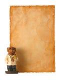 Vieux Paper-3 Photo libre de droits