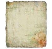 Vieux papier Image stock