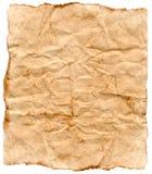 Vieux papier 4 Image libre de droits
