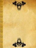 Vieux papier Images stock