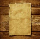 Vieux papier Photo libre de droits
