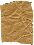 Vieux papier - antiquité Image stock
