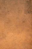 Vieux papier brun avec l'espace pour le texte ou l'image Image stock