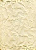 Vieux papier comme texture ou fond Image libre de droits