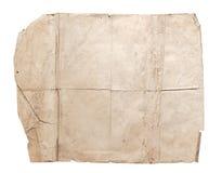 Vieux papier de cru photos libres de droits