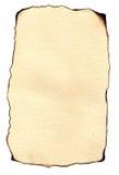 Vieux papier fait main Image stock