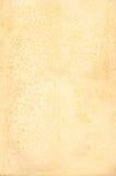 Vieux papier grunged et souillé Photographie stock libre de droits