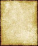 Vieux papier ou parchemin Photos libres de droits