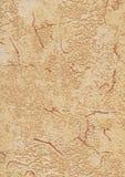 Vieux papier peint de textile Images libres de droits