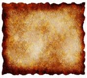 Vieux papier texturisé de cru Photo stock
