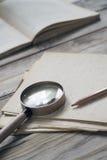 Vieux papiers Photographie stock libre de droits