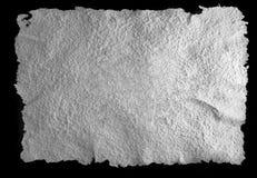 Vieux papper blanc photos stock