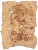 Vieux parchemin de papier Image libre de droits