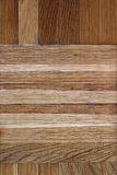 Vieux parquet Image stock