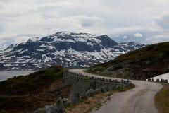 Vieux passage de montagne Image stock