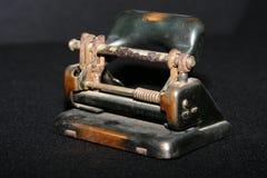 Vieux perforateur images stock