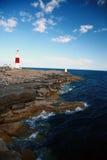 Vieux phare Photo stock