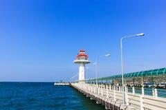 Vieux phare Images libres de droits