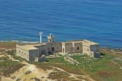 Vieux phare Photos libres de droits