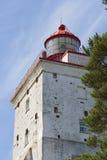 Vieux phare Photographie stock libre de droits