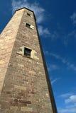 Vieux phare de Henry de cap Image libre de droits