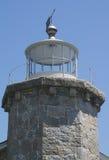 Vieux phare de Stonington Image stock