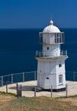Vieux phare en Crimée, Ukraine Images libres de droits