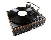 Vieux phonographe Photos stock
