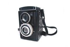 Vieux photocamera Photo libre de droits