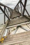 Vieux pilier d'Alhandra Images libres de droits