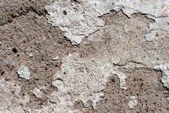 Vieux plâtre Image libre de droits
