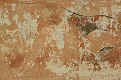 Vieux plâtre superficiel par les agents images stock