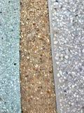 Vieux plancher de marbre Photo libre de droits