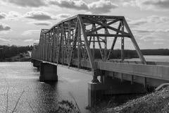 Vieux pont Image libre de droits
