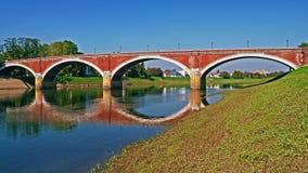 Vieux pont de Sisak clips vidéos