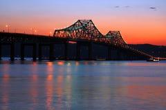 Vieux pont de Tappan Zee images stock