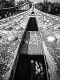 Vieux pont en Dordogne royalty free stock images