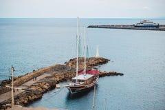 Vieux port Photos stock