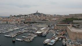 Vieux port royaltyfria foton