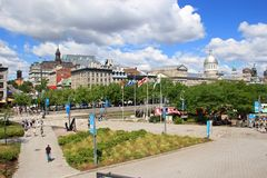 Free Vieux Port In Montreal, Canada Stock Photos - 78822493