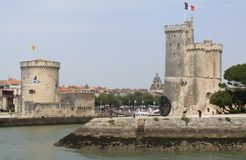 Vieux-Port, La Rochelle ( France ) Stock Photo