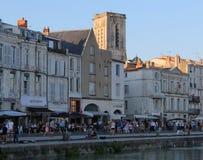 Vieux-Port, La Rochelle ( France ) Stock Images