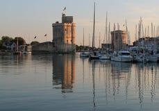 Vieux-port, La Rochelle (Frances) Photo libre de droits