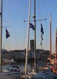 Vieux-Port, La Rochelle ( France ) Stock Photo