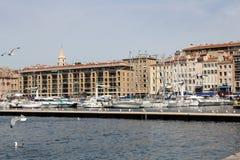 Vieux Port, Marseille Royalty Free Stock Photo