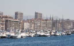 Vieux Port, Marseille, France Royalty Free Stock Photography