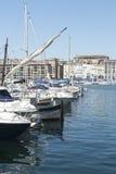 Vieux-Port, Marseille, France Stock Images